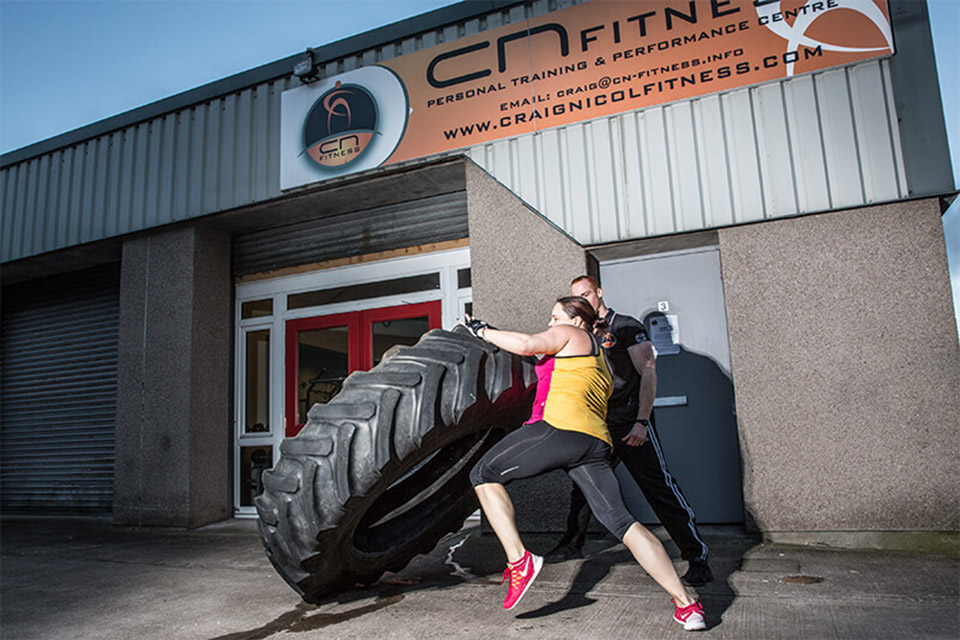 CN Fitness PersonaltrainerAberdeen
