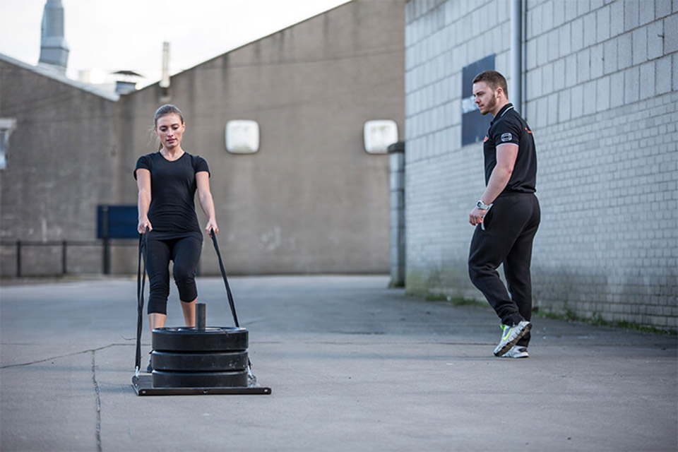 CN Fitness Personal trainer Aberdeen